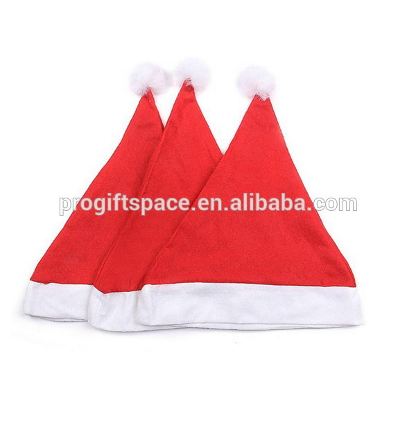 828eedba6 Hot Best Selling New Products Alibaba China Fabric Bulk Handmade Diy Custom  Felt Wholesale Personalized Christmas Hats For Kids - Buy Christmas Hats ...
