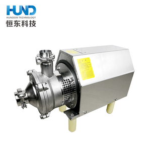 high quality chemical dairy self suction vaccum pump