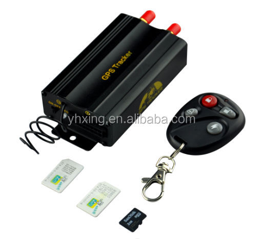 GSM GPS Tracker GPS 103 ,gps tracker for boat /car