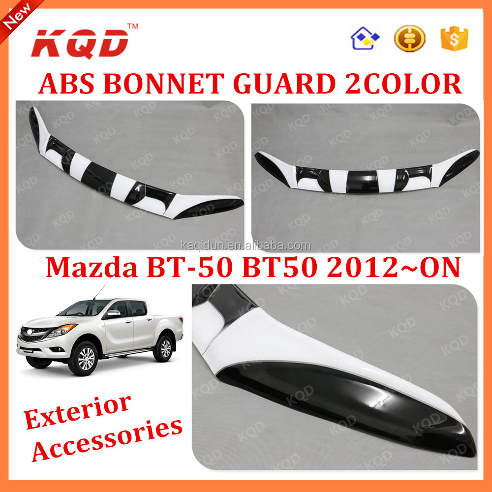 STAINLESS STEEL 4 DOOR PILLARS FOR MAZDA BT50 BT 50 BT-50 PRO PICKUP 2012-2015