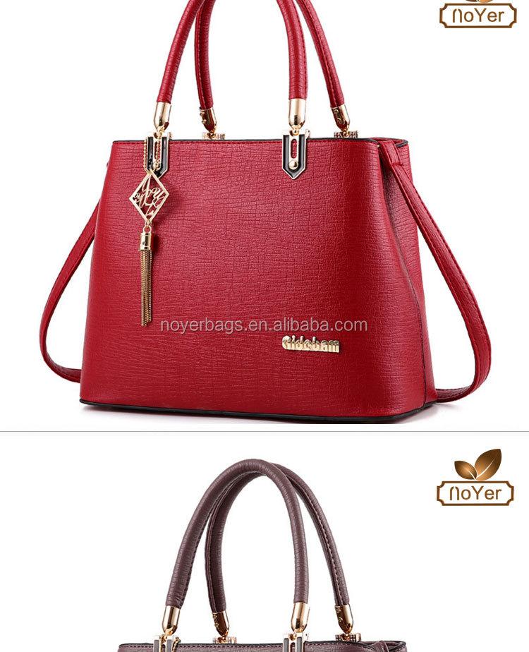 f36e7e5642 Korea style cheap black ladies office handbags wholesale leather handbags