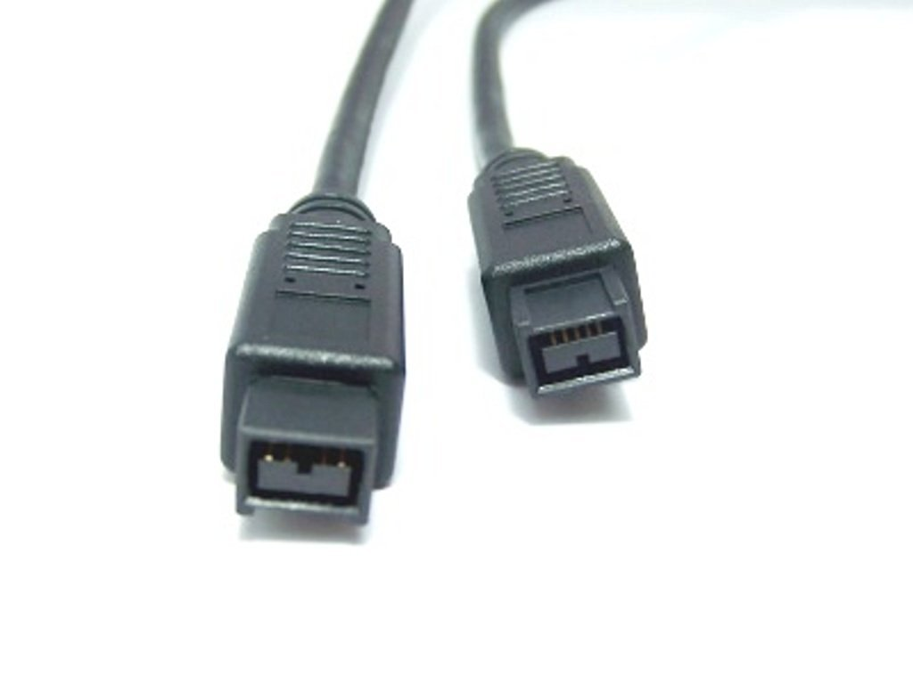 Micro Connectors, Inc. 10 feet Firewire IEEE 1394 9 Pin to 9 Pin Cable (E07-236)
