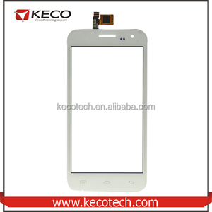Black Or White Front Touch Screen Digitizer For Doogee DG310 Phone Touch Panel