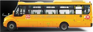 Dongfeng brand new school bus for sale in China