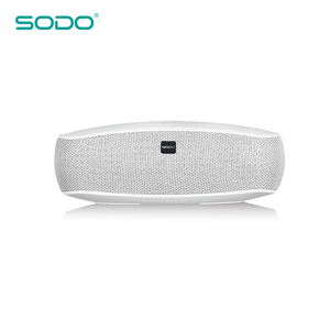 SODO L3 OEM sport touch control wireless bluetooth speaker with TF card ,NFC ,FM Radio ,Aux-in