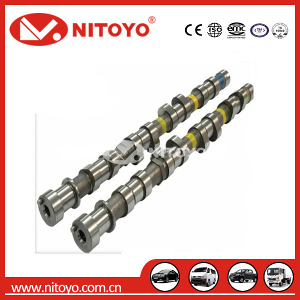 Nitoyo Cast Iron Camshaft Engine Tad940ge For Volvo