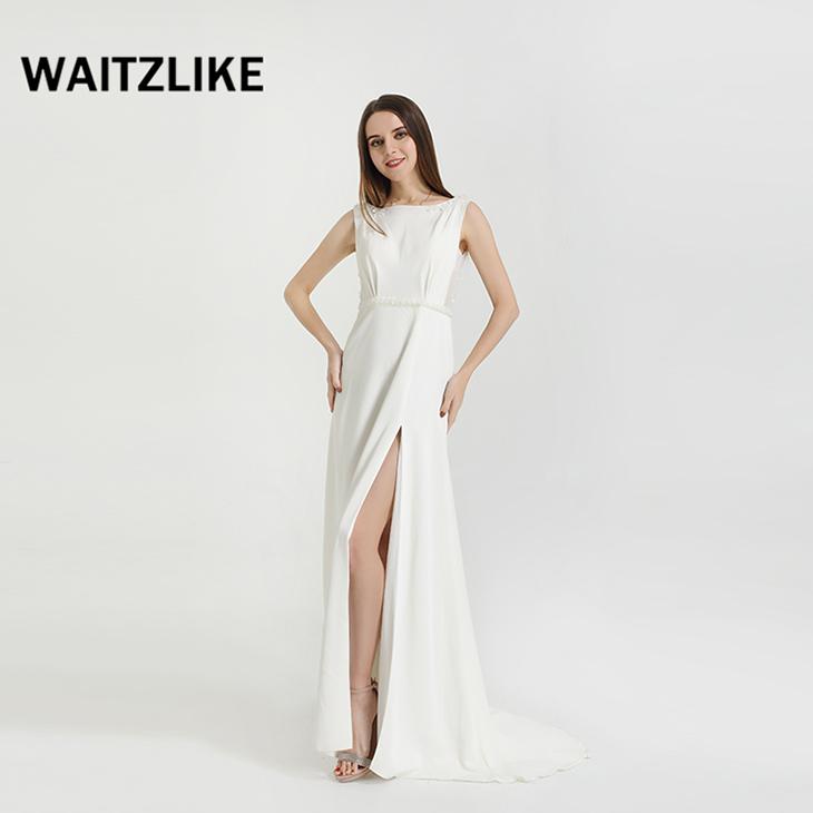 a7e20a58de Catálogo de fabricantes de Vestido De Cena Blanca de alta calidad y Vestido  De Cena Blanca en Alibaba.com