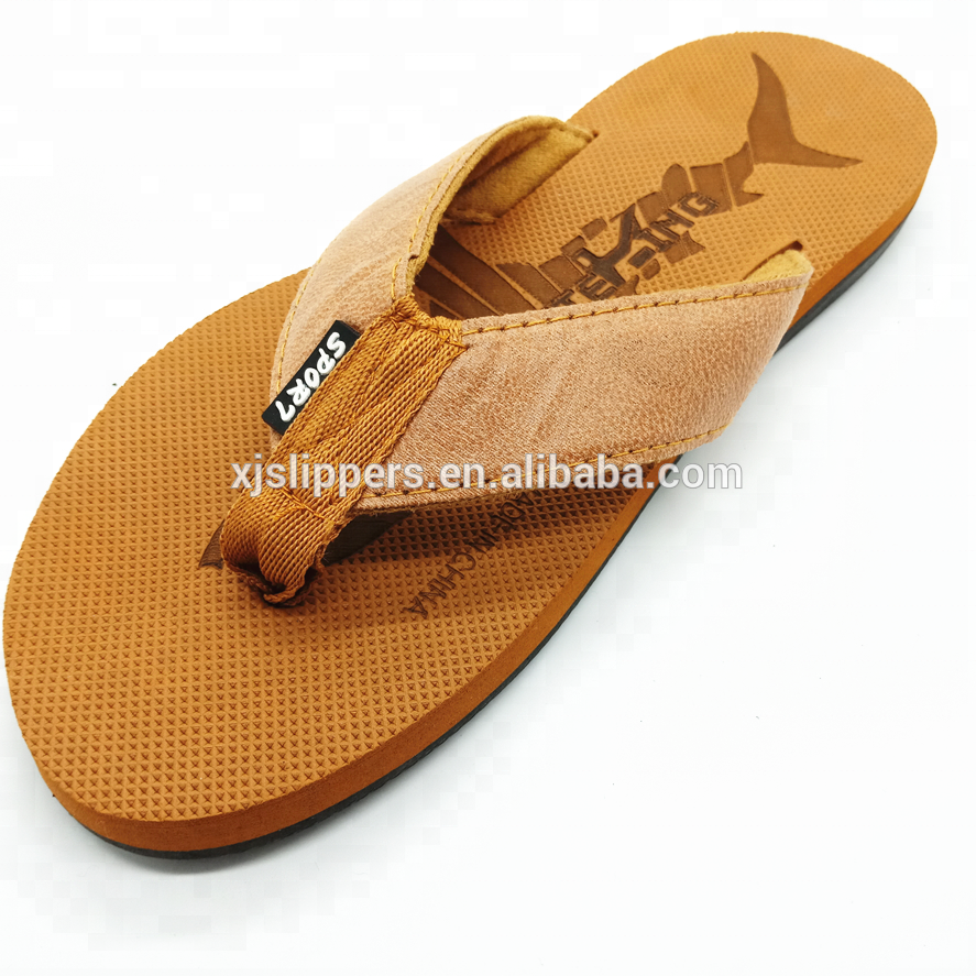 52c2ca1e1548 Men Leather Sandals And Slippers