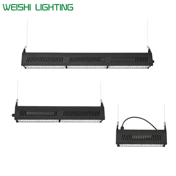 50w 100w 200w 300w ceiling suspended LED linear bay light