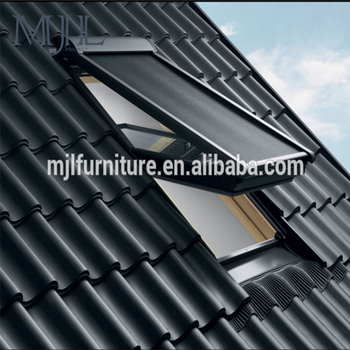China Supplier Fashionable Automatic Aluminium Casement Window Skylight