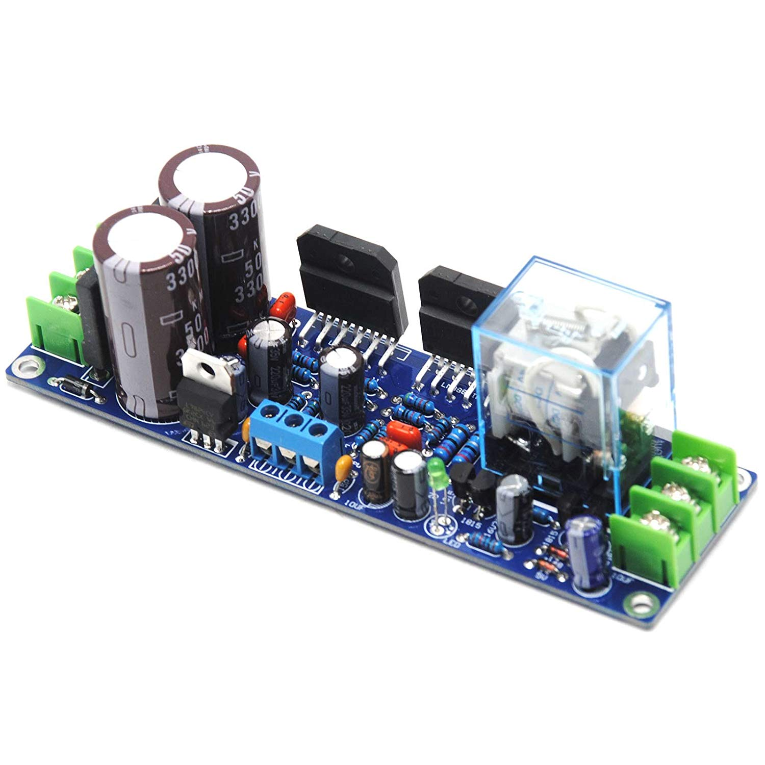 68w Power Amplifier With Lm3886