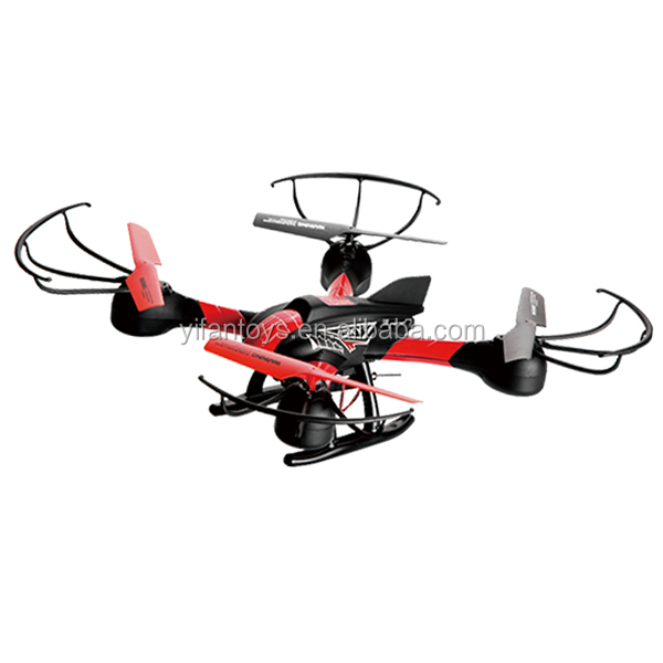 SKY HAWKEYE One key to return Headless Mode Drone 5.8G 4CH FPV Realtime RC Quadcopter Kit with Camera and LCD Controller
