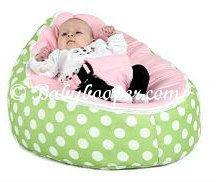 New Born Bean Bag Snuggle Bed Portable Seat Nursery Baby Sleeper
