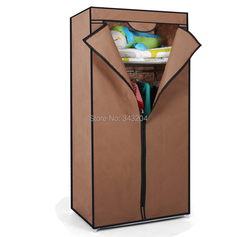 New Creative DIY Wardrobe bedroom furniture Wardrobe simple combination folding cloth moisture proof non-woven Wardrobe closet