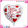 18 inch love foil balloon for Valentine's day