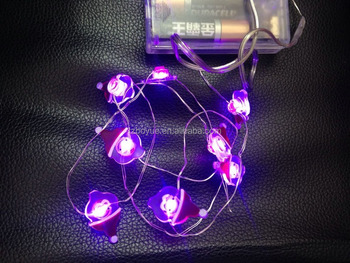 battery operated micro mini fairy lights indoor use christmas deocrative hanging led lights mini fairy copper