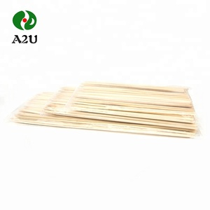 New China Personalized Bamboo Knot Round Skewers Vietnam