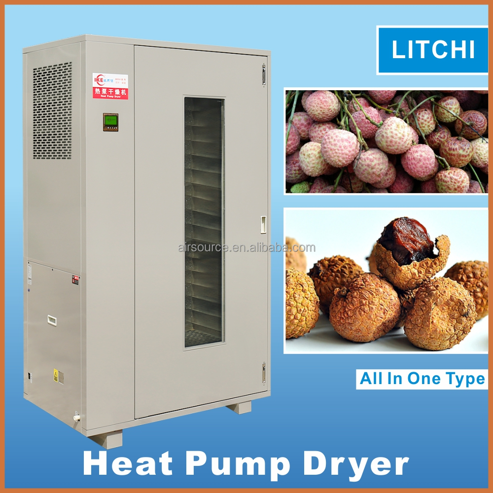 Low electricity consumption grapefruit drying machine/Commercial pomelo dryer oven/IKE papaya heat pump dehydration dryer