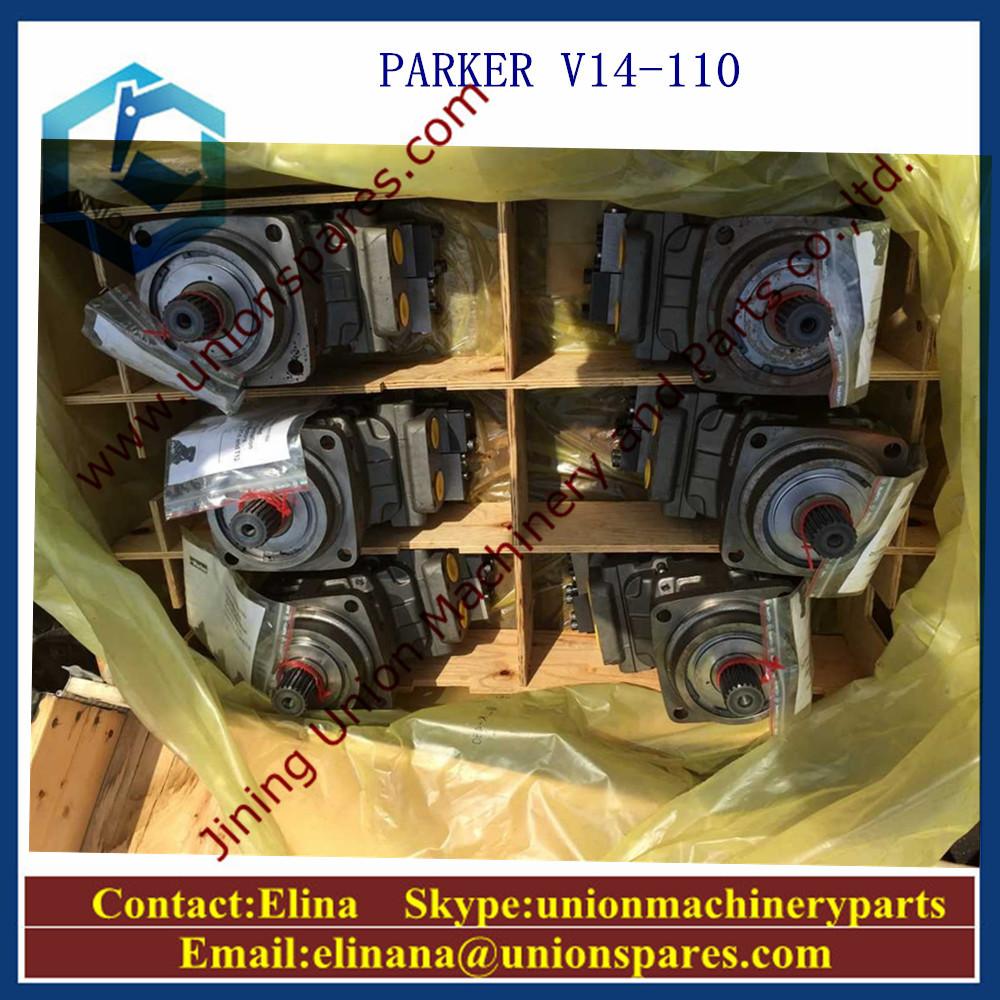 Parker V14 110 Hydraulic Motor 160 Pump Buy Wiring Diagram