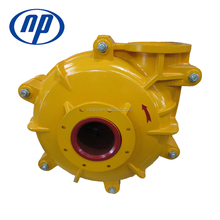 150ZJ Ball Mill Discharge Slurry Pump for Classification Cyclone