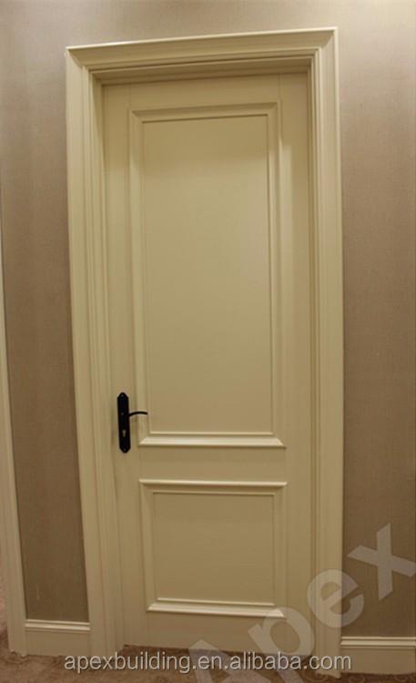 Home Exterior Doors2 Panel Wood Doors White Door Mdf Panel Buy