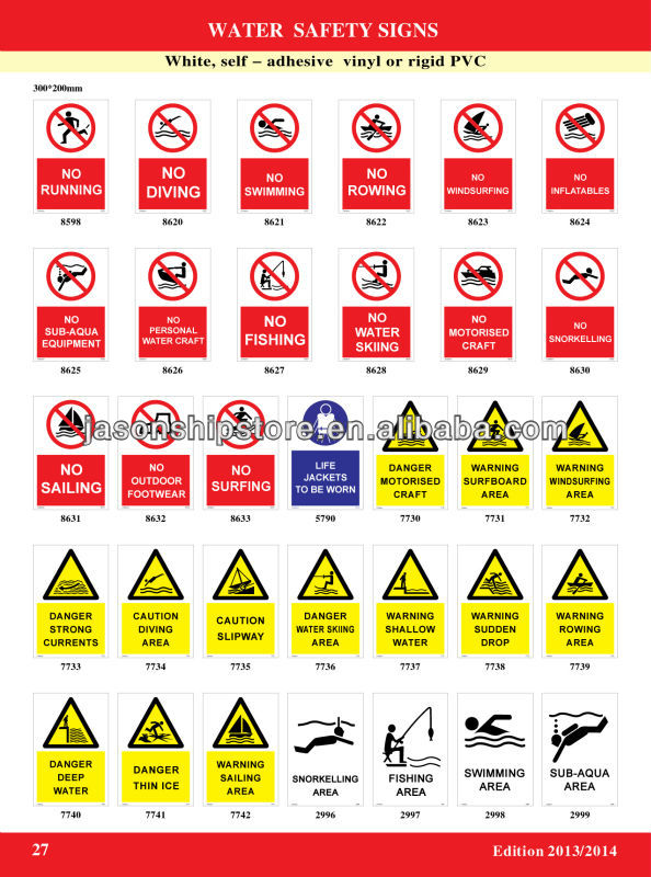 Marine Safety Signs Imo Symbol Marine Safety Signs Imo Symbol