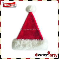 Promotional Gift Custom Decoration Baby Funny Mini Christmas Hats Wholesale