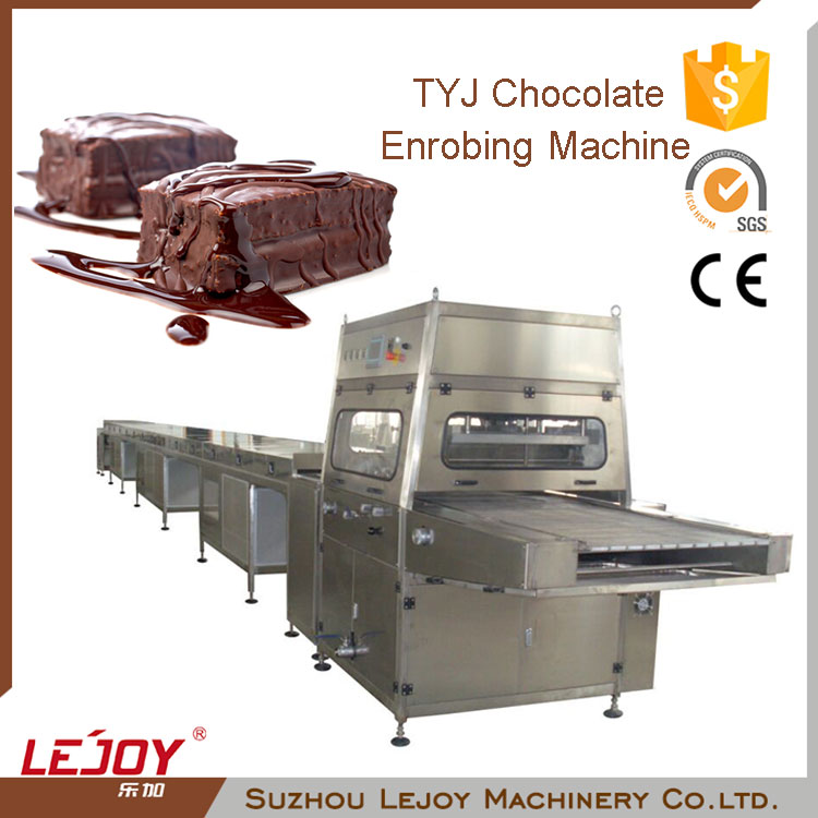 Low Price Full Automatic Small Chocolate Enrobing Machine,Chocolate Enrober