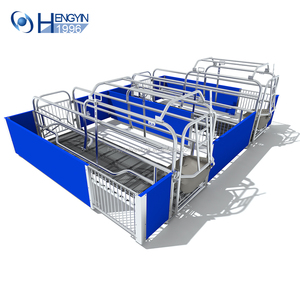 Pig breeding equipment/pig gestation/farrowing crates for sale