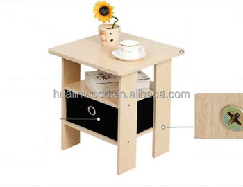 Living Room Wooden Clic Mini Coffee Table Design Modern Square With Study Wheels Product On