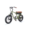 Cross-Border Exclusive Electric Bike With Hidden Battery