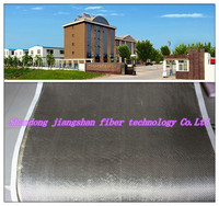 3K mixed with E-glass fiber fabric carbon fiber Factory direct sale Chinese manufacturer