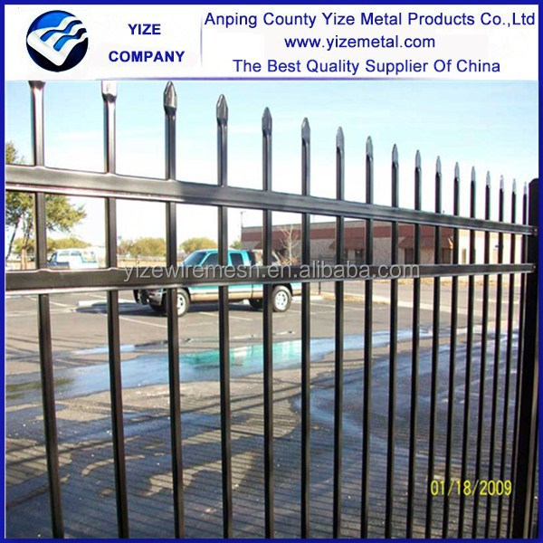Modern Safety Wrought Iron Garden Wall Fence Wire Mesh