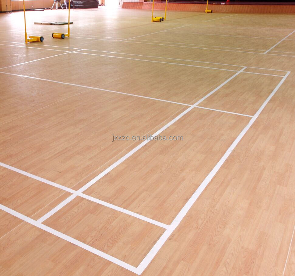 Basketball hardwood floor cost gurus floor for Price of indoor basketball court