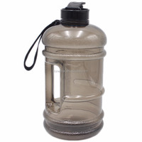Popular 210g strong thickness drinking type bpa free petg water bottle 2.2l