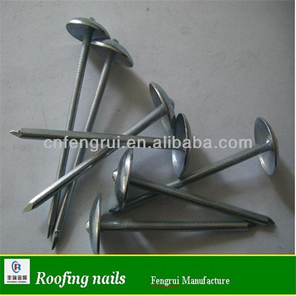 Roofing Nails With Washer, Roofing Nails With Washer Suppliers And  Manufacturers At Alibaba.com