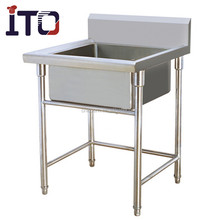 Filipina tunggal stainless steel <span class=keywords><strong>kitchen</strong></span> <span class=keywords><strong>sink</strong></span>