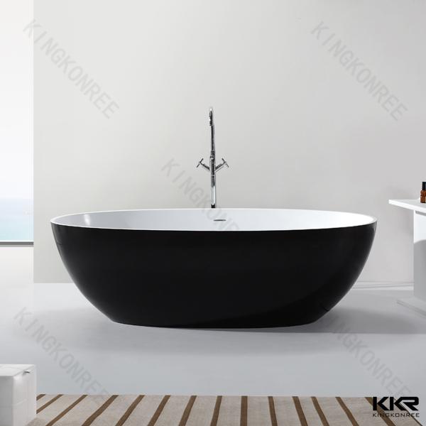 china manufacturer freestanding black bathtubs for sale - buy black