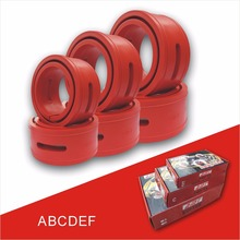 red color cushion power buffer shock absorber