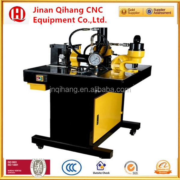 china qihang portable busbar processing machine for sale