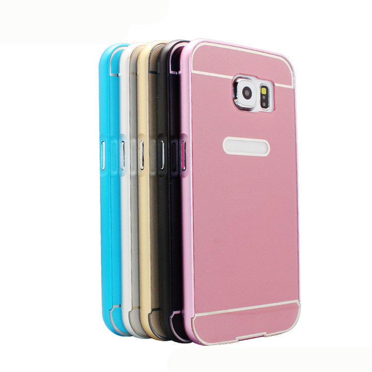 Aluminium Metal Bumper Case For Samsung Galaxy S6,For S6 Metal ...