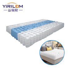 Gaoming Alibaba Coil Spring Unit Memory Foam Mattress Pocket Spring