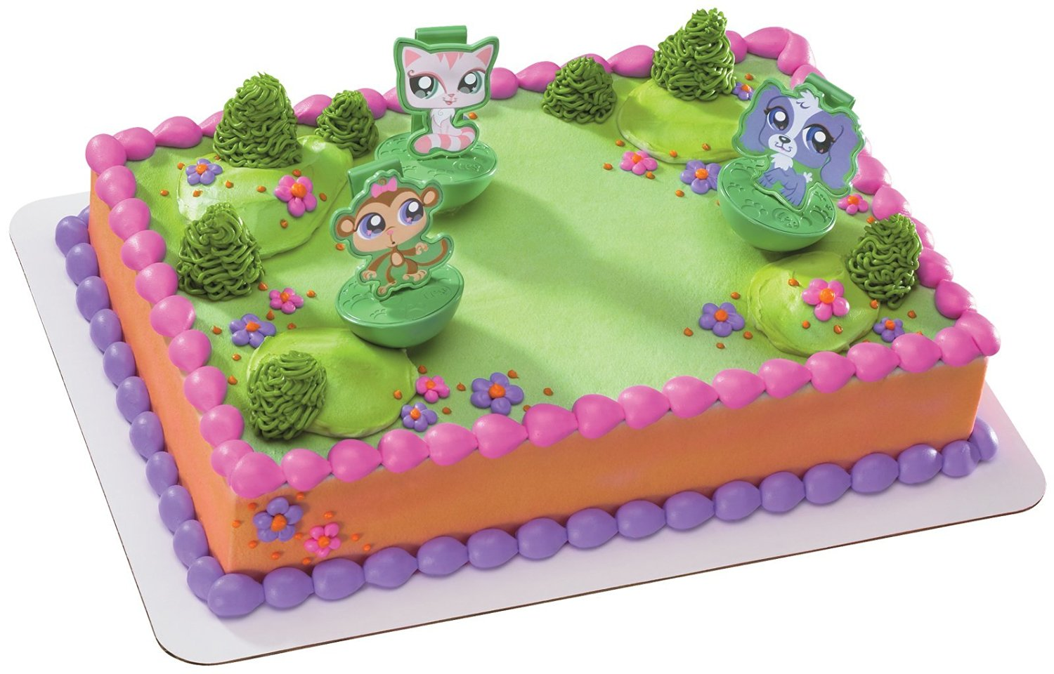 Wondrous Buy Deco Pac Littlest Pet Shop Cake Topper In Cheap Price On Funny Birthday Cards Online Elaedamsfinfo