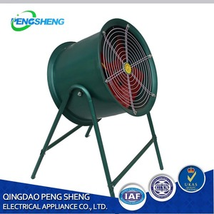 SFG axial flow fan post/fixed/pipe type industrial strong exhaust fan Ventilation fan