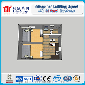 20ft container homes manufacturer china flat packed container house design affordable flat pack - Buy container home ...