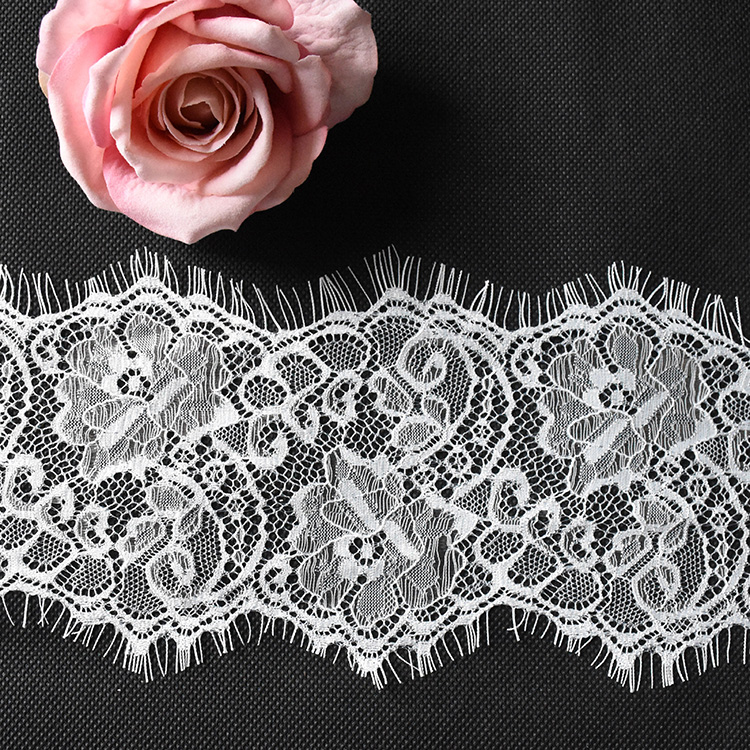 2.5 Rhinestone Scalloped Lace Flower Embellishment DIY Crafts Hair Bows Teal L103