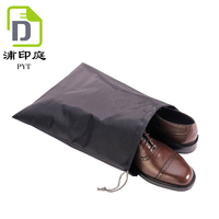 Factory price wholesale waterproof nylon dust bag put shoes