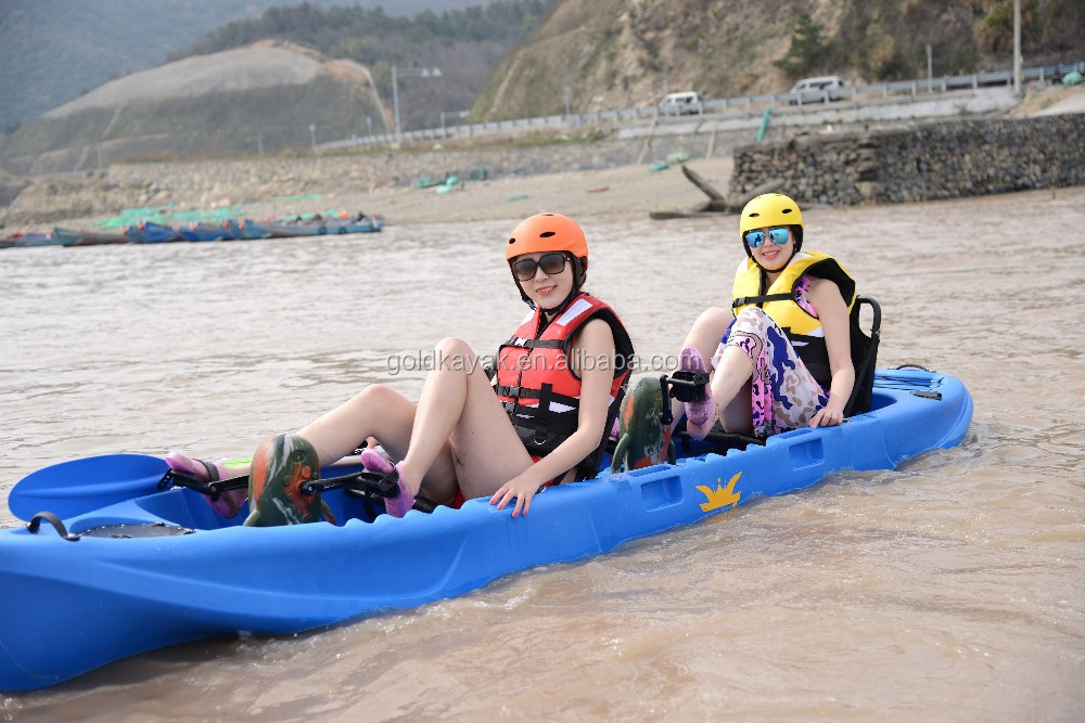 Double Pedal Drive Kayak Two Person Fishing Kayak Buy