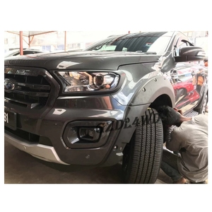 Car parts wheel arch suits Double Cab 2019 Ranger XLT Wildtrak Ranger Raptor fender flares
