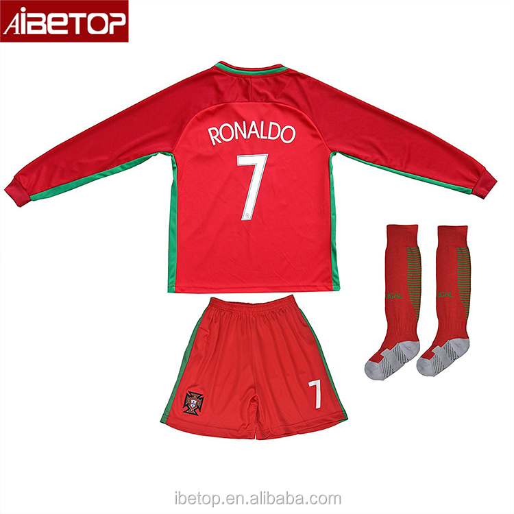 4e31d6736 football shirt maker soccer jersey Professional custom argentina portugal  sublimation soccer jerseys set